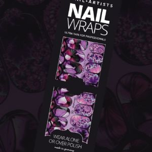*Black Friday Offer* Nail Wrap Design #10