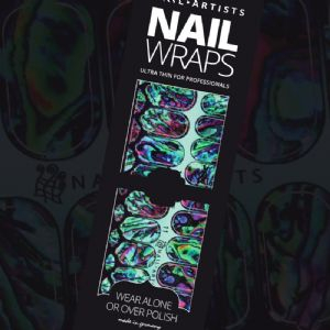 *Black Friday Offer* Nail Wrap Design #11