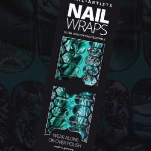 *Black Friday Offer* Nail Wrap Design #12