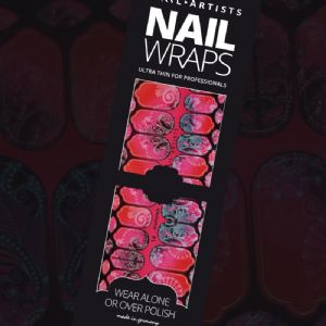 *Black Friday Offer* Nail Wrap Design #14