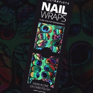 *Black Friday Offer* Nail Wrap Design #16