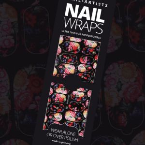 *Black Friday Offer* Nail Wrap Design #18