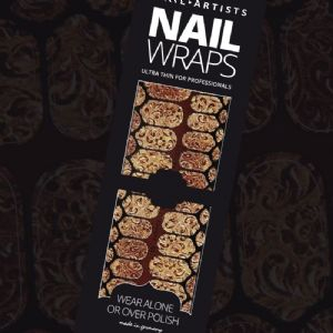 *Black Friday Offer* Nail Wrap Design #19