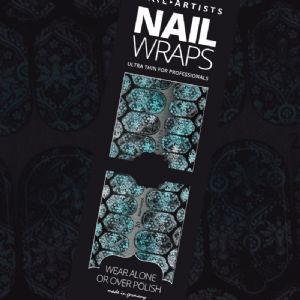*Black Friday Offer* Nail Wrap Design #20