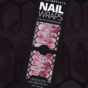 *Black Friday Offer* Nail Wrap Design #21