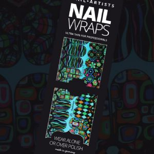 *Black Friday Offer* Nail Wrap Design #25