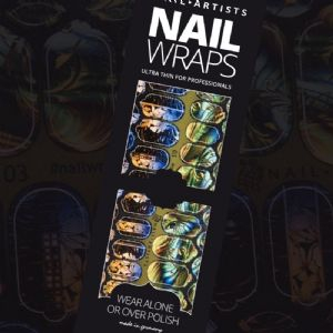 *Black Friday Offer* Nail Wrap Design #3