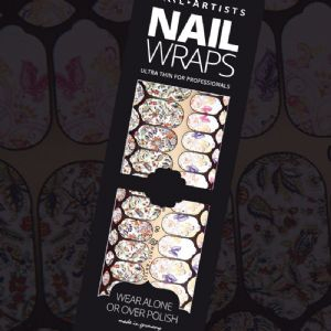 *Black Friday Offer* Nail Wrap Design #6