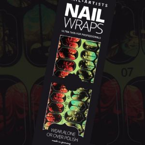 *Black Friday Offer* Nail Wrap Design #7