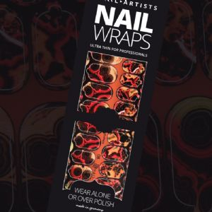 *Black Friday Offer* Nail Wrap Design #8