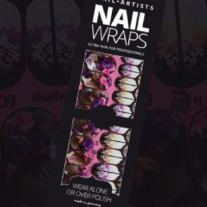 *Black Friday Offer* Nail Wrap Design #9