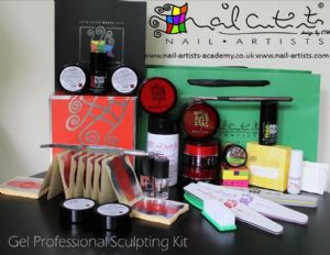 Professional Gel Sculpting Kit