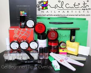 Professional Gel Tip & Overlay Kit